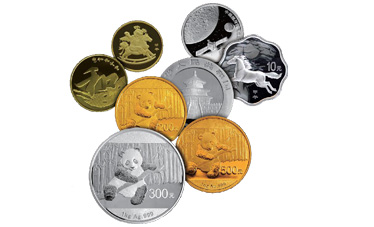 金银纪念币