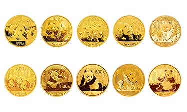 08-17熊猫金币
